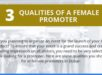Qualities Of A Promoter